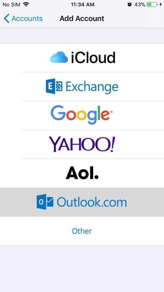 بخش افزودن سرویس هاس ایمیل. Email Services. raveshtech.ir