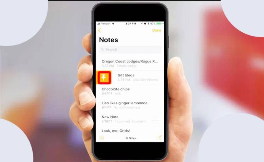 Photo of روش قفل کردن اپلیکیشن یادداشت Notesدر آیفون و آیپد