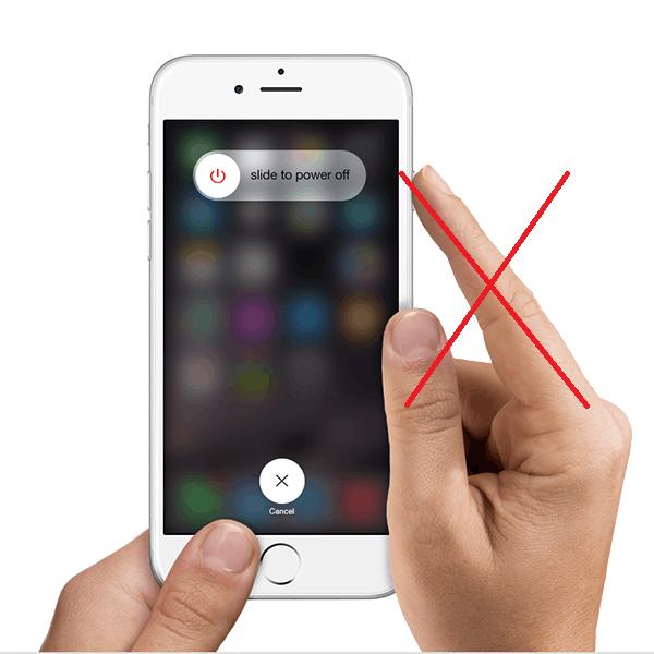 روش خاموش کردن آیفون بدون استفاده از دکمه پاور. raveshtech.ir روش خاموش و روشن کردن آیفون بدون دکمه
