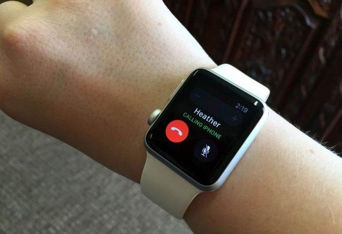 روش استفاده تماس وایفای یا Wi-Fi calling در اپل واچ, Wi-Fi calling, تماس وایفای, apple watch, اپل واچ,آیفون,iphone,روشتک, Raveshtech, تماس وایفای با اپل واچ