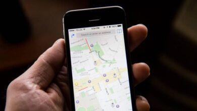روش تغییر نوع مسیریابی در آیفون و آیپد, مسیریابی در آیفون,مسیریابی در آیپد,رانندگی,پیاده روی,ترابری شهری, حمل و نقل عمومی,مسیریابی در نقشه,روشتک,raveshtech,نقشه آیفون,iphone maps, نقشه آیپد,maps