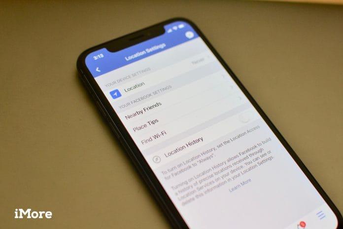روش غیر فعال کردن مکان یاب فیسبوک آیفون و آیپد,غیر فعاۀ کردن ردیاب فیسبوک,ردیاب فیسبوک,مکان یاب فیسبوک,stop facebook tracking, tracking,روشتک,raveshtech