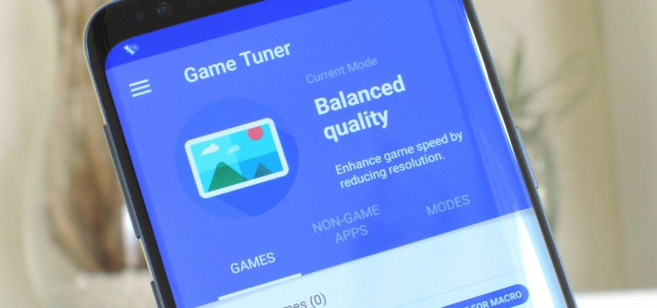 Photo of افزایش سرعت و کارکرد بازی و برنامه در گوشی سامسونگ