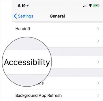 Accessibility را بتپید.,روشتک,raveshtech