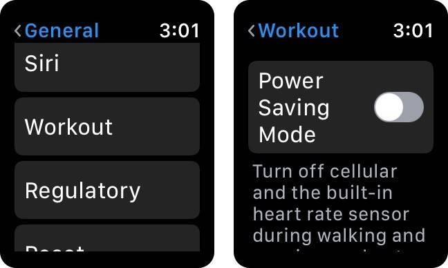 چگونه اپلیکیشن بررسی وضعیت ضربان قلب Apple Watch را در هنگام ورزش خاموش کنیم,روشتک,raveshtech