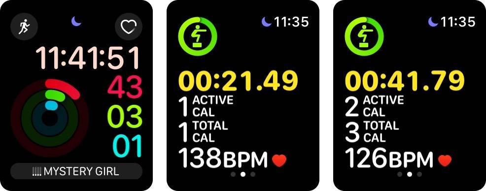 چگونه با Apple Watch نرخ ضربان قلب خود را در هنگام ورزش زیر نظر بگیریم,raveshtech,روشتک