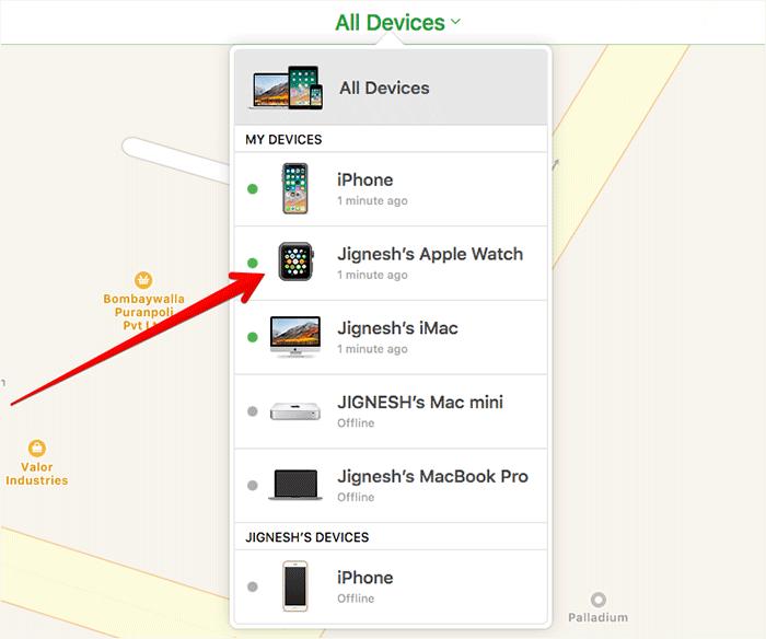 چگونه Activation Lock اپل واچ را با استفاده از iCloud غیرفعال نمائیم؟,روشتک,raveshtech