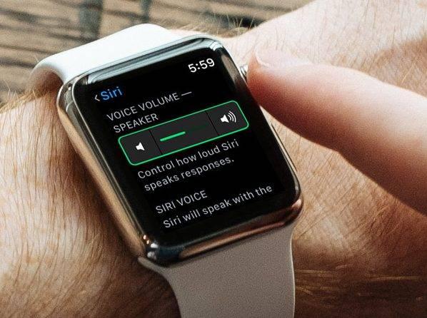 Photo of روش تنظیم صدای Siri در اپل واچ watchOS 5
