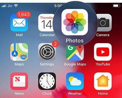 چگونگی افزودن عکس و ویدئو به Shared Album یا آلبوم استراکی آیفون و آیپد در iOS 12,روشتک,raveshtech