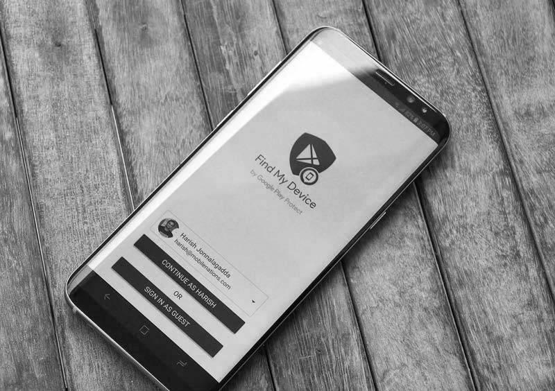 Photo of روش حذف داده های گوشی در Find My Device