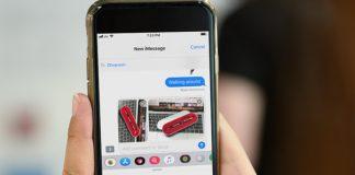 دسترسی به عکس ها در بخش Messeges آیفون iOS 12, دسترسی به عکس ها در بخش پیامک آیفون, آیفون Messages,آیپد Messages, آیفون Photos,آیپد Photos, ارسال عکس با پیامک در آیفون, ios 12 مسیج, روشتک,raveshtech
