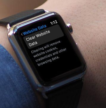 روش حذف داده های وبسایت در watchOS 5, وبسایت اپل واچ, وسایت watchos 5, حذف داده های اینترنت در اپل واچ, ایمیل اپل واچ, اپل واچ ایمیل, اپل واچ, watchos 5, اپل واچ webkit, روشتک, raveshtech