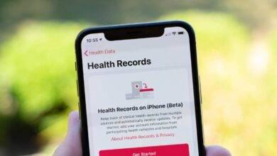 پیکره بندی اطلاعات تندرستی در اپلیکیشن Health آیفون, آیفون Health, برنامه Health, روشتک, raveshtech, دیدن اطلاعات برنامه Health, حذف اطلاعات برنامه Health