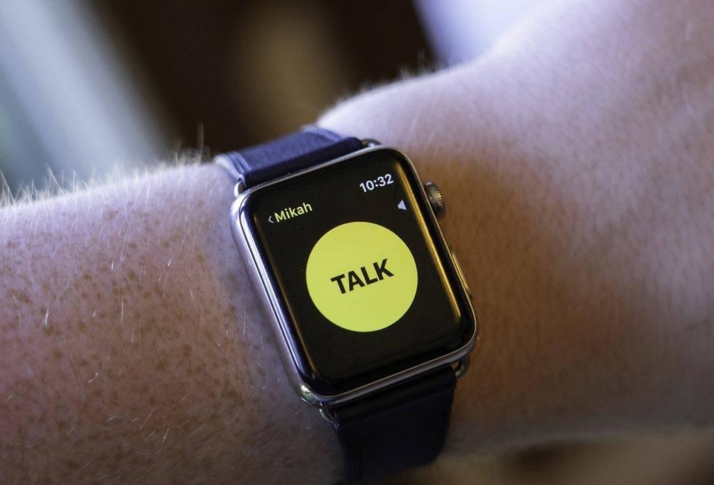 Photo of استفاده از Walkie-Talkie در اپل واچ watchOS 5