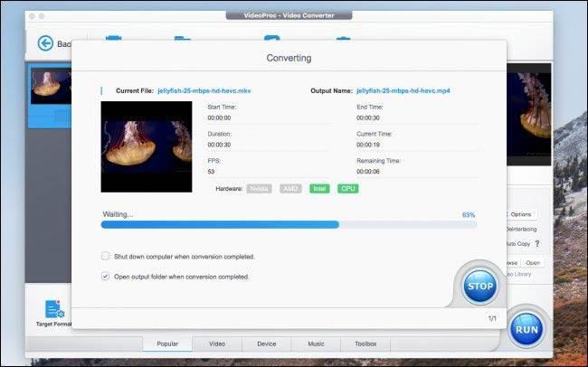 تبدیل فرمت MKV با برنامه WinX Video Convertor,روشتک,raveshtech