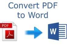 روش تبدیل فایل PDF به Word در Microsoft Word, تبدیل فایل PDF به Word در Microsoft Word,تبدیل فایل PDF به Word, تبدیل pdf به word,تبدیل pdf به ورد,تبدیل پی دی اف به ورد, تبدیل pdf به word در ویندوز, microsoft word, نرم افزار word, نرم افزار pdf, روشتک,raveshtech, ,ویندوز,