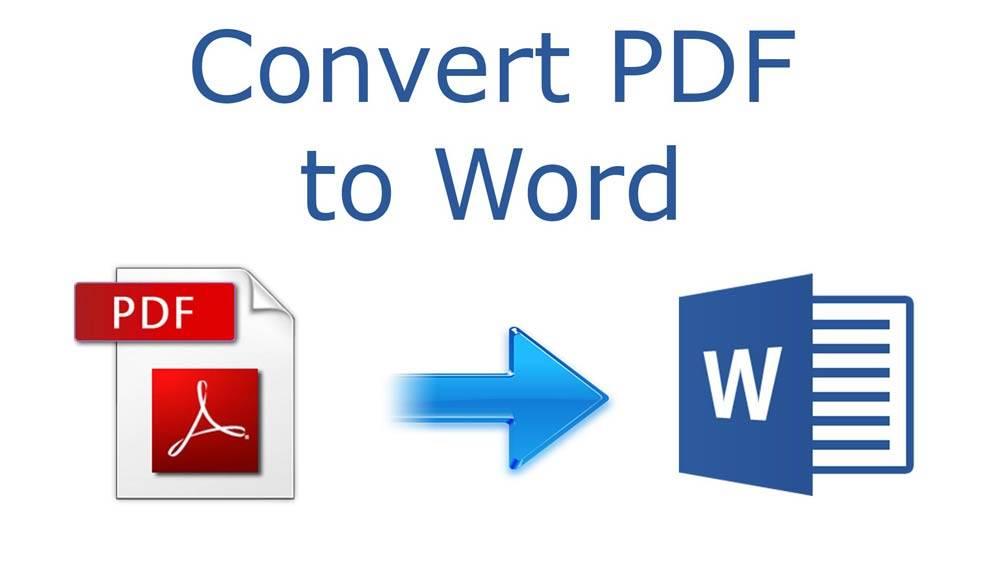 Photo of روش تبدیل فایل PDF به Word در Microsoft Word