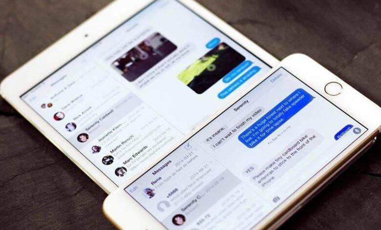 روش ارسال و دریافت SMS در آیپد,ارسال و دریافت SMS در آیپد,ارسال و دریافت پیامک در آیپد, دریافت پیامک در آیپد, ارسال پیامک در آیپد, دریافت SMS در آیپد, آیپد پیامک, ارسال پیامک با آیپد,ارسال مسیج با آیپد,ipad پیامک, ارسال پیامک با ipad,ارسال مسیج با ipad,روشتک,raveshtech