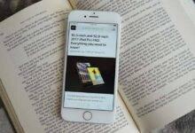 استفاده از Reader View در مرورگر Safari آیفون و آیپد,استفاده از Reader View در مرورگر Safari, حالت مطالعه safari, سافاری reader view, سافاری حالت مطالعه, آیفون safari, آیپد safari, تغییر رنگ زمینه safari, تغییر فونت safari, تغییر اندازه فونت safari,تغییر رنگ safari, آیفون, ایپد, iphone,ipad,safari, روشتک,raveshtech,