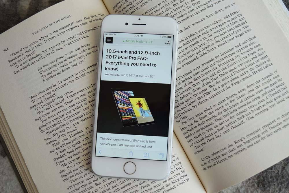 Photo of استفاده از Reader View در مرورگر Safari آیفون و آیپد