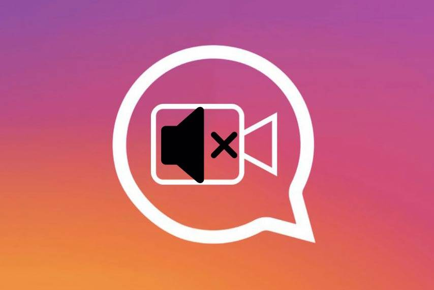 Photo of روش حذف صدا از ویدئوهای ارسالی در اینستاگرام