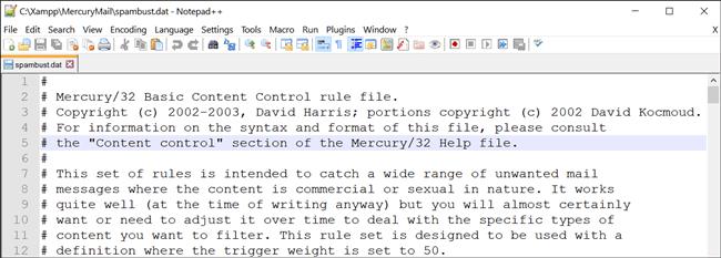 باز کردن فایل Dat با ویرایشگر متن یا Text Editor,روشتک,raveshtech