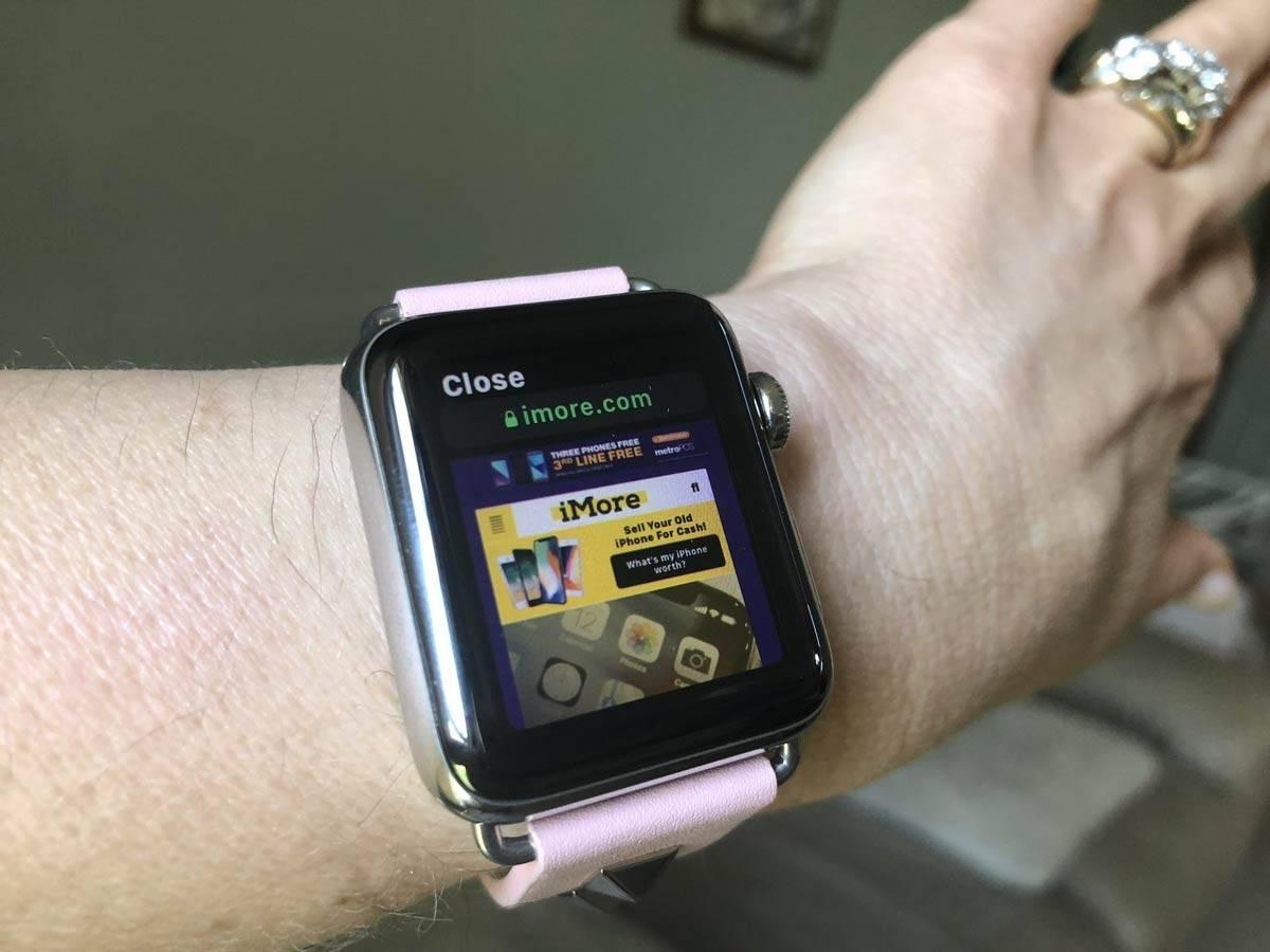 Photo of روش دیدن وب برگ ها در اپل واچ watchOS 5