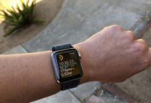 تنظیم سرعت دویدن در اپل واچ watchOS 5, تنظیم سرعت حرکت در اپل واچ watchOS 5,تنظیم سرعت دویدن در اپل واچ, اپل واچ pace alerts, تعیین میانگین سرعت دویدن در اپل واچ, تمرین ورزشی با اپل واچ, روشتک,raveshtech, اپل واچ, apple watch