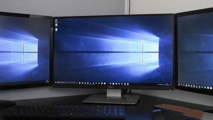 روش استفاده از چندین مانیتور در ویندوز 10,استفاده از چندین مانیتور در ویندوز 10, استفاده از چندین مانیتور در ویندوز, استفاده از چند نمایشگر در ویندوز, روشتک, raveshtech, مدیریت مانیتور ها در ویندوز, مدیریت چند مانیتور در ویندوز, تنظیم چند مانیتور در ویندوز 10, مانیتور, windows 10, تنظیم مانیتور بصورت عمودی در ویندوز,