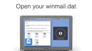 فایل DAT چیست و چگونه آن را باز کنیم,فایل DAT چیست , پسوند DAT چیست, فرمت DAT, پسوند DAT,باز کردن فایل DAT, باز کردن ایمیل DAT, باز کردن ایمیل Wimail.dat, ویرایشگر Notepad++, روشتک, raveshtech, خواندن فایل DAT,DAT