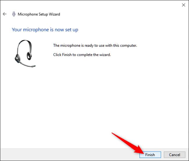 روش پیکره بندی میکروفون در ویندوز 10,روشتک,raveshtech