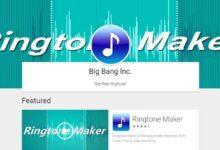 استفاده از آهنگ بعنوان زنگ گوشی اندروید, زنگ گوشی mp3, برنامه Ringtone Maker, دانلود Ringtone Maker, ویرایش آهنگ در اندروید, زنگ گوشی اندروید, روشتک,raveshtech, انتخاب بخشی از آهنگ بعنوان زنگ گوشی, ویرایش فایل mp3