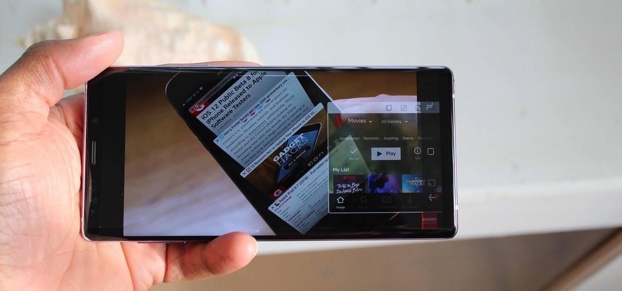 Photo of روش ساخت پنجره های شناور در Galaxy Note 9