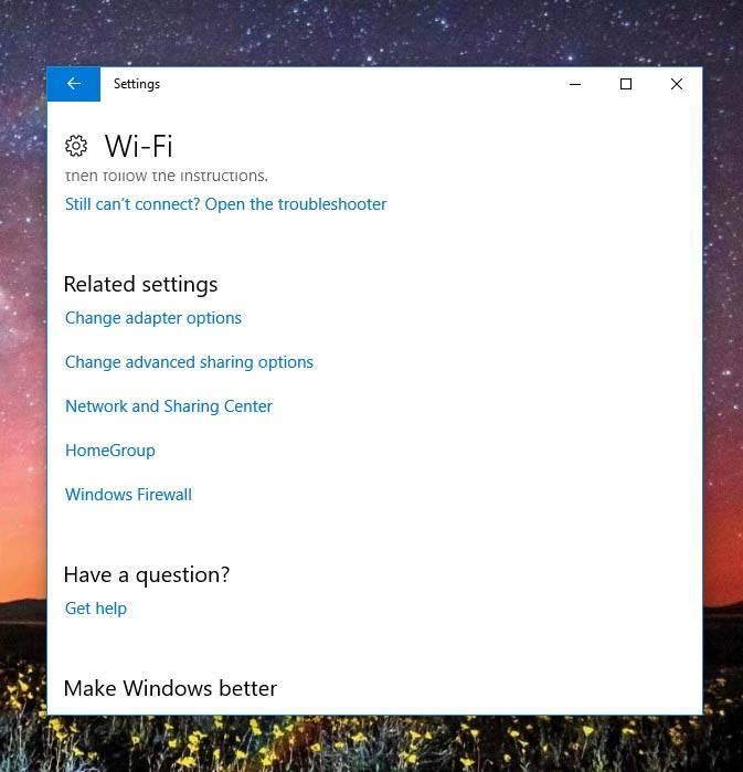 اگر آیکون WiFi، در ویندوز نباشد، چه کاری انجام دهیم,روشتک,raveshtech