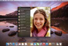 روش تنظیم FaceTime در مک, تنظیم FaceTime در مک, مک FaceTime, تماس تلفنی با FaceTime در مک, تماس تلفنی با FaceTime , فعال کردن FaceTime در مک, روشتک, raveshtech, مک, macOS, FaaceTiem, استفاده از FaceTime در مک