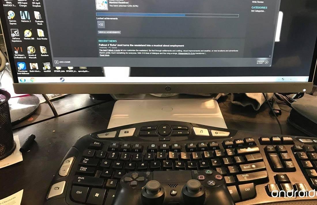 Photo of روش اتصال و استفاده از دسته PS4 در کامپیوتر
