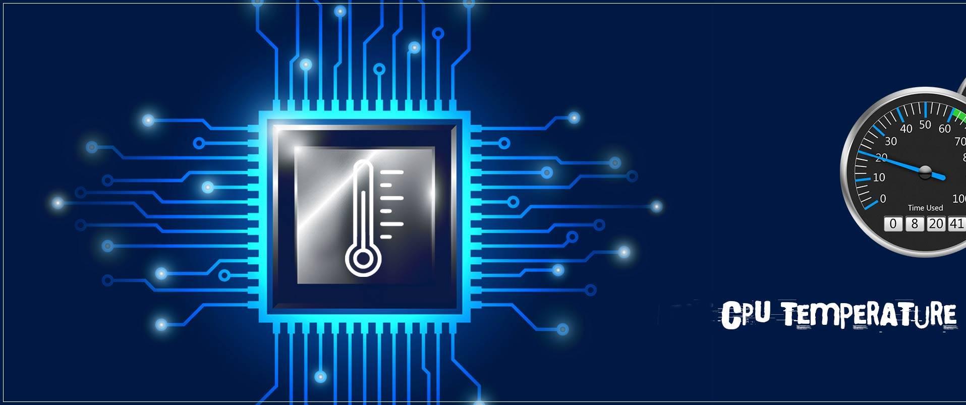 Photo of نمایش دمای CPU با برنامهCore Temp