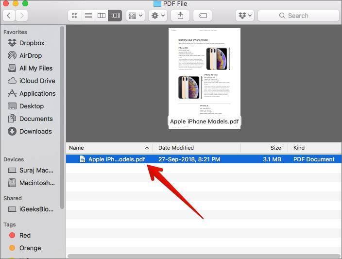 روش افشاردن و Compress کردن فایل PDF در مک,روشتک,raveshtech