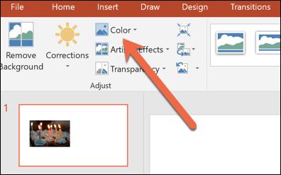 در بخش Format دکمه Color را کلیک کنید,روشتک,raveshtech