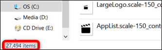 استفاده از جستجوگر ویندوز برای یافتن عکس ها,روشتک,raveshtech