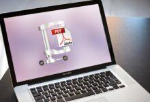 روش کاهش سایز فایل PDF در مک, کاهش سایز فایل PDF در مک, فشرده سازی فایل PDF در مک, افشاردن فایل PDF در مک, روشتک,raveshtech, فشرده سازی PDF, مک, Mac,