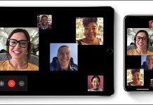 روش استفاده از Group FaceTime در آیفون و آیپد,استفاده از Group FaceTime در آیفون و آیپد,استفاده از Group FaceTime در آیفون, استفاده از Group FaceTime در آیپد, FaceTime گروهی, تماس Facetime در آیفون, Facetime گروهی آیفون, تماس فیس تایم گروهی, روشتکraveshtech, آیفون, آیپد, iOS 12.1, FaceTime Group