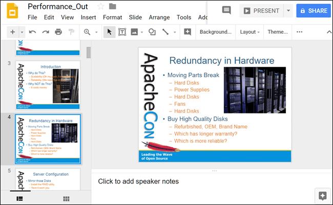 باز کردن، ویرایش و ذخیره سازی فایل های PPTX در سرویس های ابری,روشتک,raveshtech