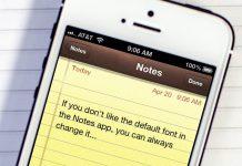 روش همگام سازی برنامه Notes در آیفون و آیپد,همگام سازی برنامه Notes در آیفون,همگام سازی برنامه Notes در آیپد, همگام سازی یادداشت ها با iCloud, همگام سازی یادداشت ها با Google, روشتک,raveshtech, برنامه یادداشت آیفون, برنامه Notes