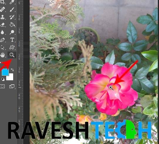 روش استفاده از ابزار Zoom در فتوشاپ, استفاده از ابزار Zoom در فتوشاپ,استفاده از ابزار Zoom در Photoshop, بزرگ کردن عکس در فتوشاپ, بزرگنمایی عکس در فتوشاپ, ابزار Zoom در فتوشاپ, آموزش فتوشاپ, راهنمای Photoshop CC, روشتک,raveshtech, آموزش فناوری,Zoom in و zoom out در فتوشاپ,Scrubby Zoom در فتوشاپ,Navigator panel فتوشاپ,Full Screen و Fit Screen در فتوشاپ
