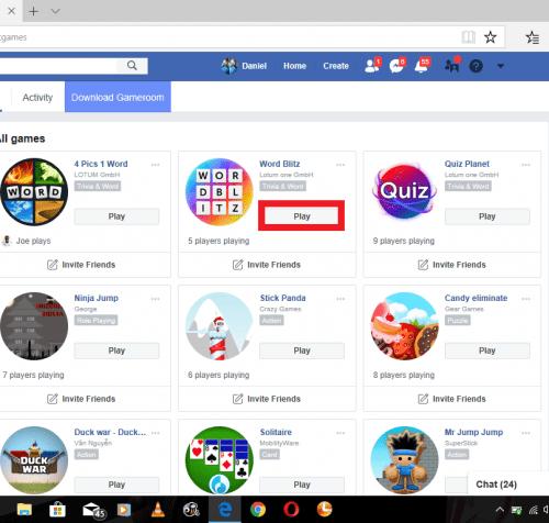 چگونه با دوستان خود گیم های فیسبوک را بازی کنیم؟, روش بازی در فیسبوک, روش بازی در Facebook, چگونه در فیسبوک بازی کنیم, بازی با دوستان در فیسبوک, روشتک,raveshtech, آموزش فناوری, آموزش فیسبوک, آموزش ویندوز, آموزش بازی در Facebook