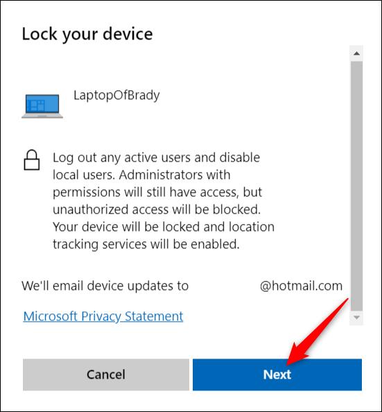 روش قفل کردن از راه دور ویندوز 10, قفل کردن از راه دور ویندوز 10, قفل کردن ویندوز 10 از راه دور, قفل کردن ریموت ویندوز 10, قفل ویندوز 10, روشتک,raveshtech, آموزش فناوری, آموزش ویندوز 10, آموزش Windows 10, ویندوز Find my PC