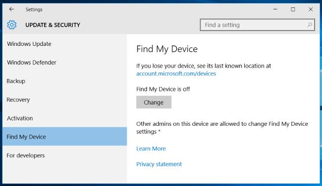 روش ردیابی تبلت و لپ تاپ ویندوز 10,روش ردیابی تبلت ویندوز 10,روش ردیابی لپ تاپ ویندوز 10, پیدا کردن لپ تاپ ویندوز گمشده, پیدا کردن تبلت ویندوز گمشده, مکان یابی تبلت ویندوز, مکان یابی لپ تاپ ویندوز, ویندوز 10 Find My Device, روشتک, raveshtech, آموزش فناوری, آموزش ویندوز, آموزش ویندوز 10, تغییر نام کامپیوتر در ویندوز, تغییر نام لپ تاپ در ویندوز