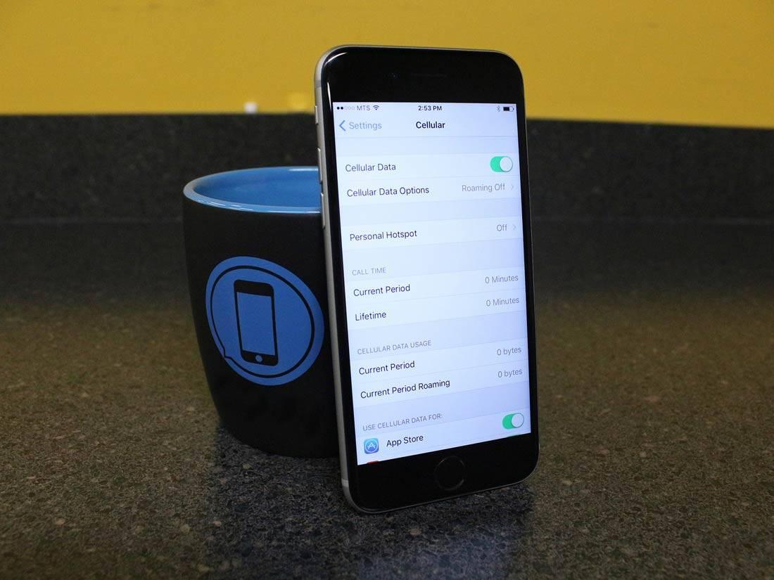 قفل کردن تنظیمات بسته اینترنت و اکانت در آیفون و آیپد, قفل کردن تنظیمات اکانت در آیفون, قفل کردن تنظیمات Volume بلندگوی آیفون و آیپد, کنترل والدین آیفون, Restriction آیفون, روشتک. raveshtech, آموزش فناوری, آموزش آیفون, آموزش iPad, آیفون iOS,