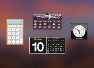 فعال Dashboard یا پیشخان در macOS Mojave, فعال کردن داشبورد در مک, فعال کردن داشبورد در macOS Mojave, فعال کردن پیشخان در macOS Mojave, روشتک,raveshtech, آموزش فناوری, آموزش مک, آموزش macOS Mojave, داشبورد مک, پیشخان Mac